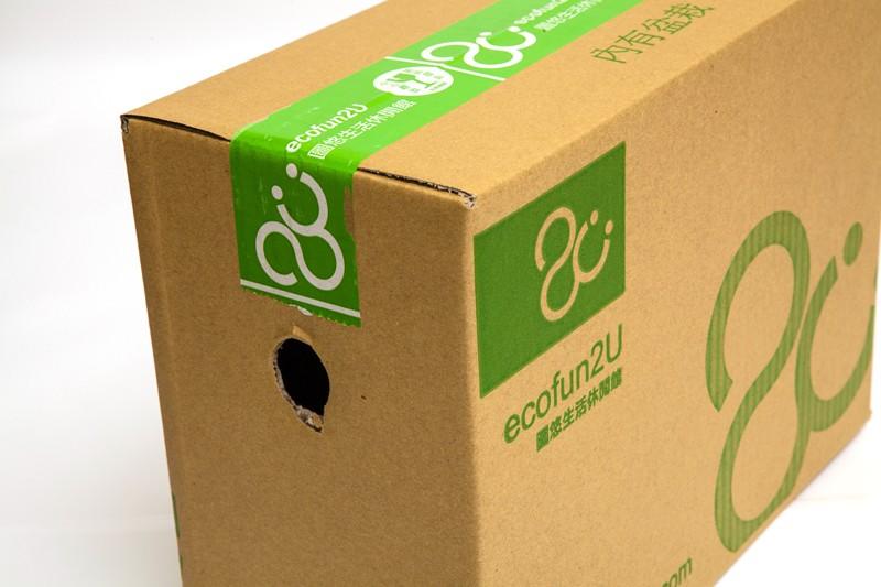 植栽宅配專用外箱均具備對流透氣孔洞
